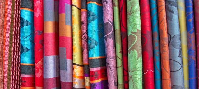 Tour por los bazares de Bombay