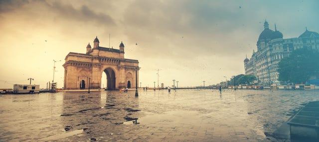 Tour privado por Mumbai ao amanhecer