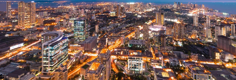 Visite nocturne dans Mumbai