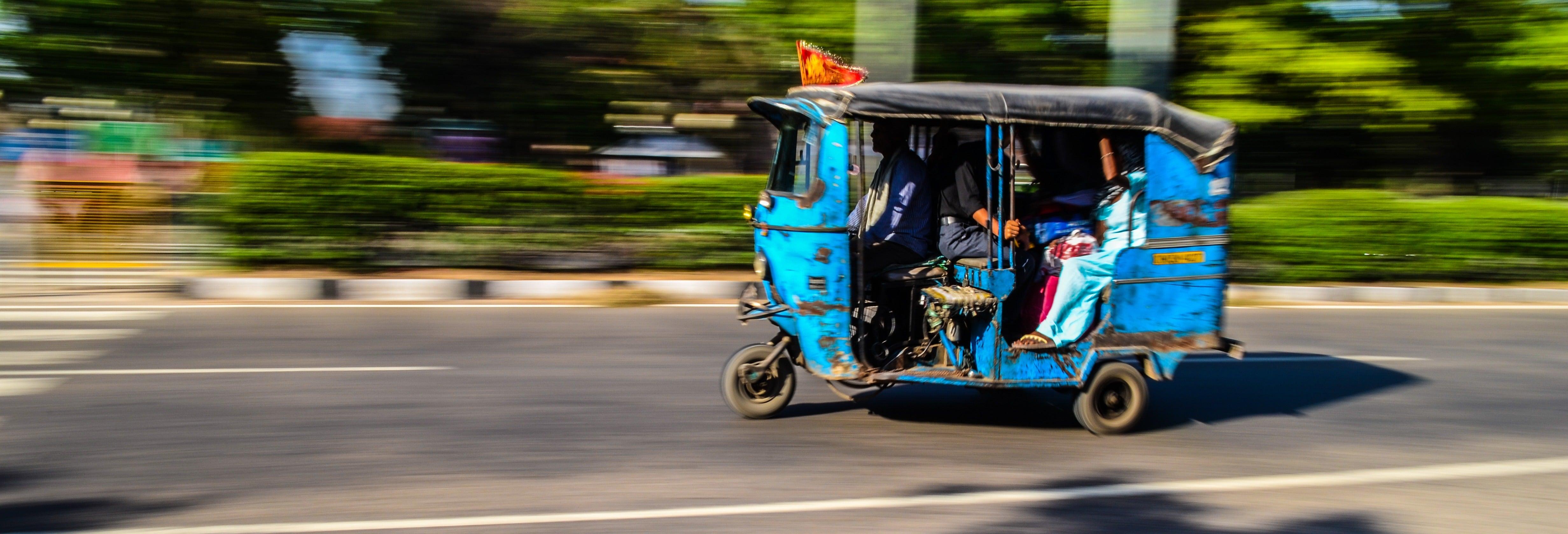 Visite en tuk-tuk des musées de Chandigarh