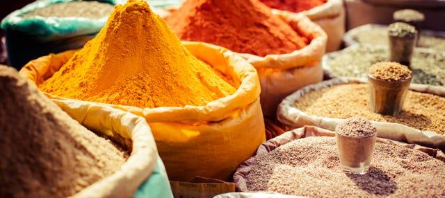 Tour por los bazares de Chennai