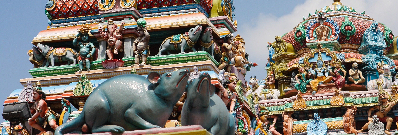 Tour espiritual por Chennai