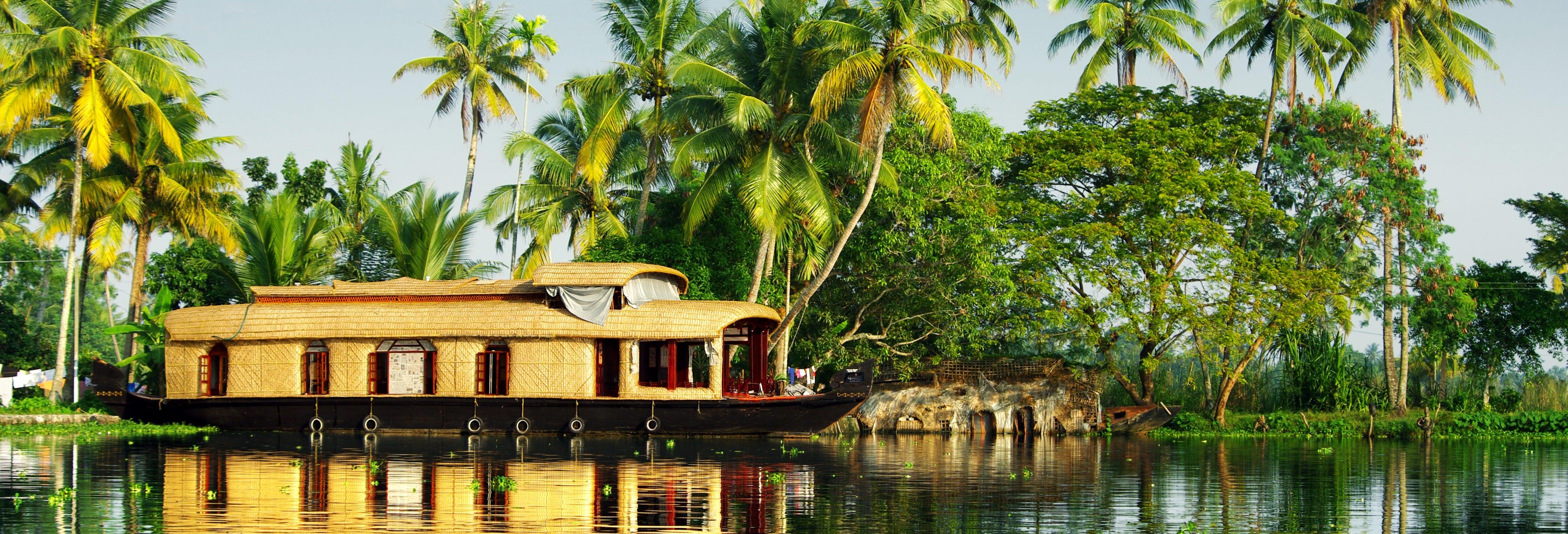 Crociera su casa galleggiante + Fort Kochi