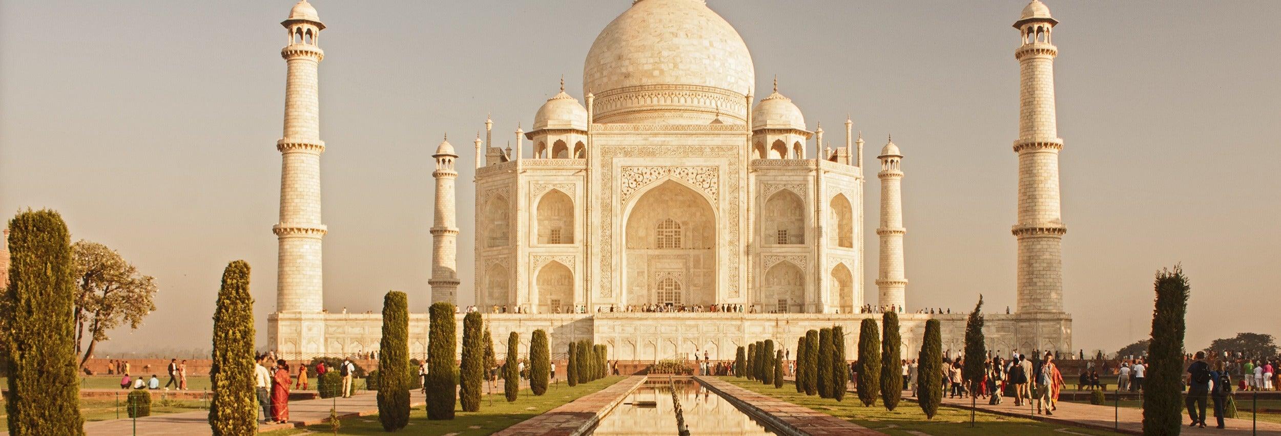Escursione privata di 2 giorni ad Agra e Jaipur