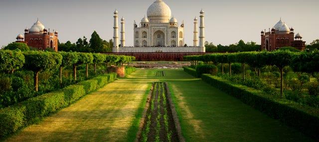 Excursión privada al Taj Mahal
