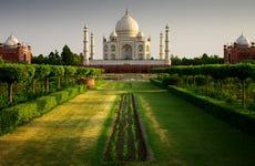 Excursión al Taj Mahal
