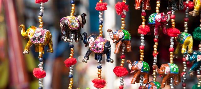 Tour privado pelos bazares de Déli