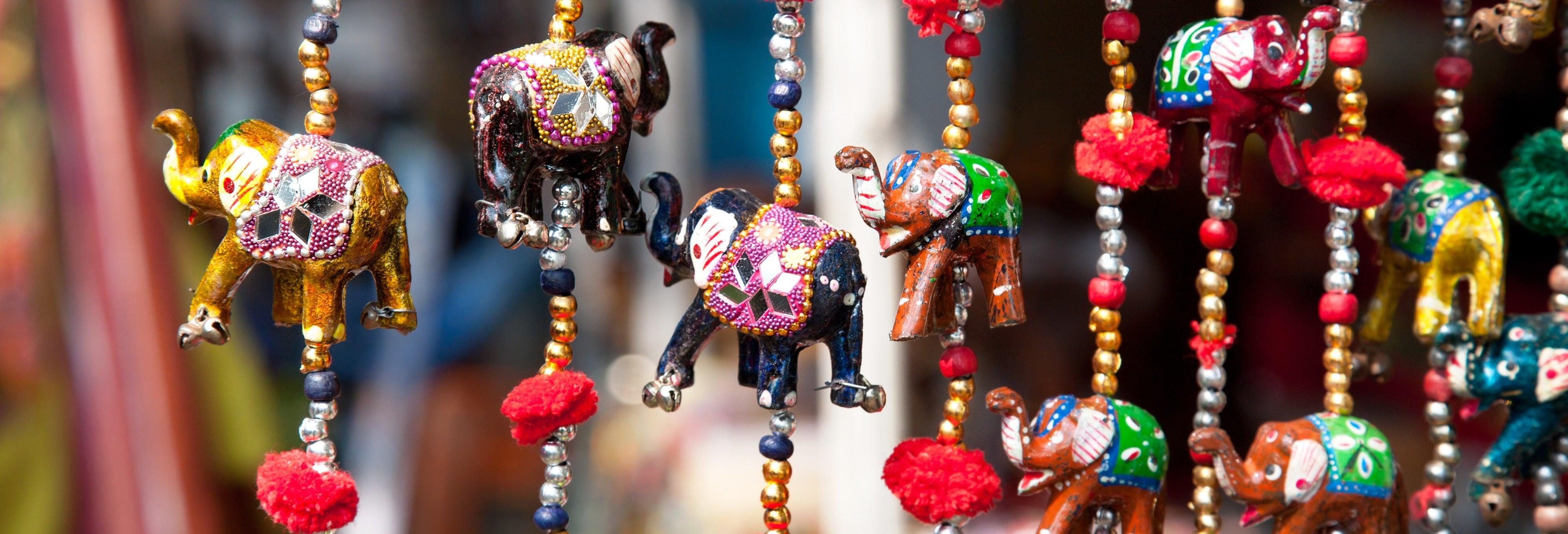 Tour privado por los bazares de Delhi
