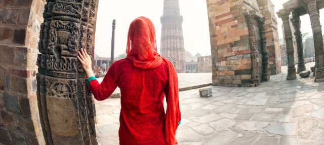 Tour spirituale a Delhi
