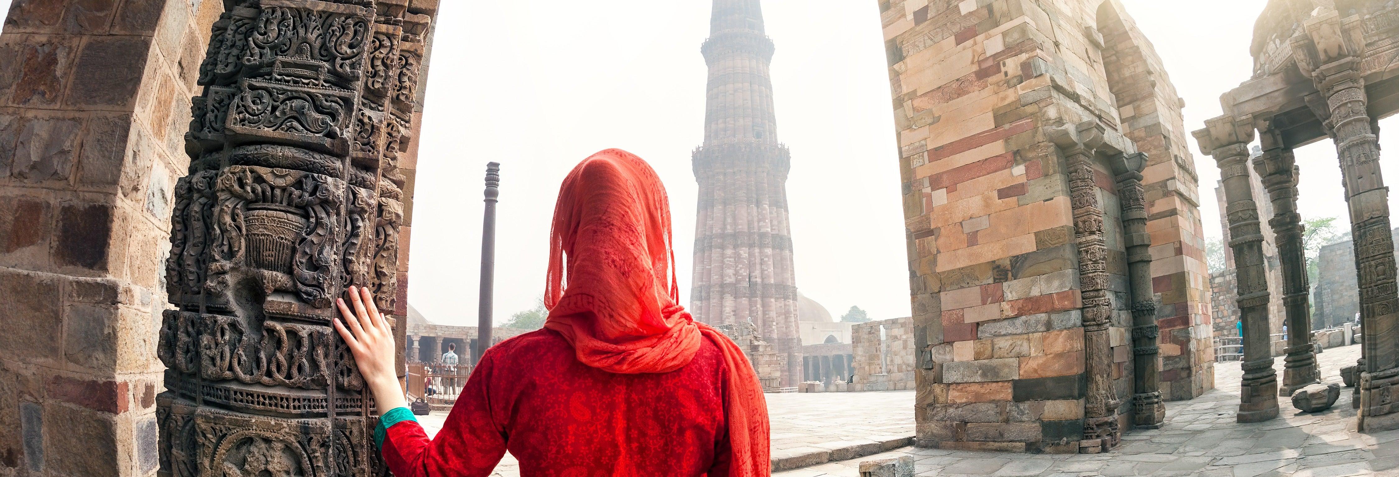 Tour espiritual por Déli