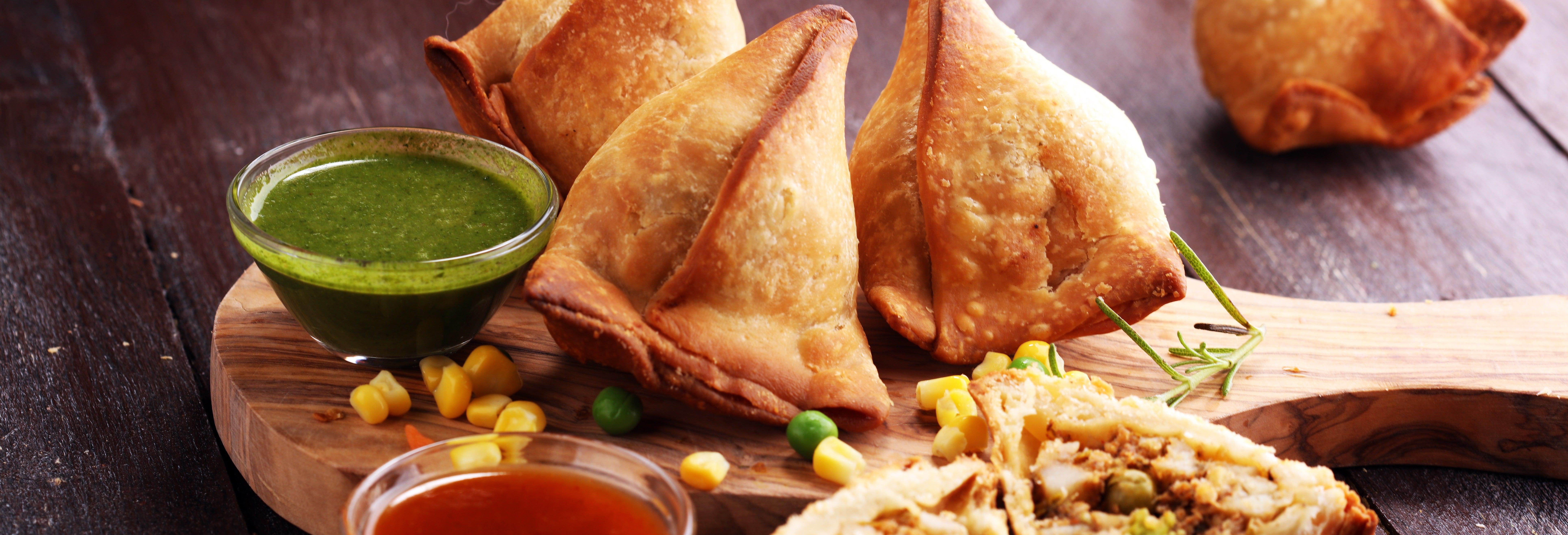 Food Tour of Delhi