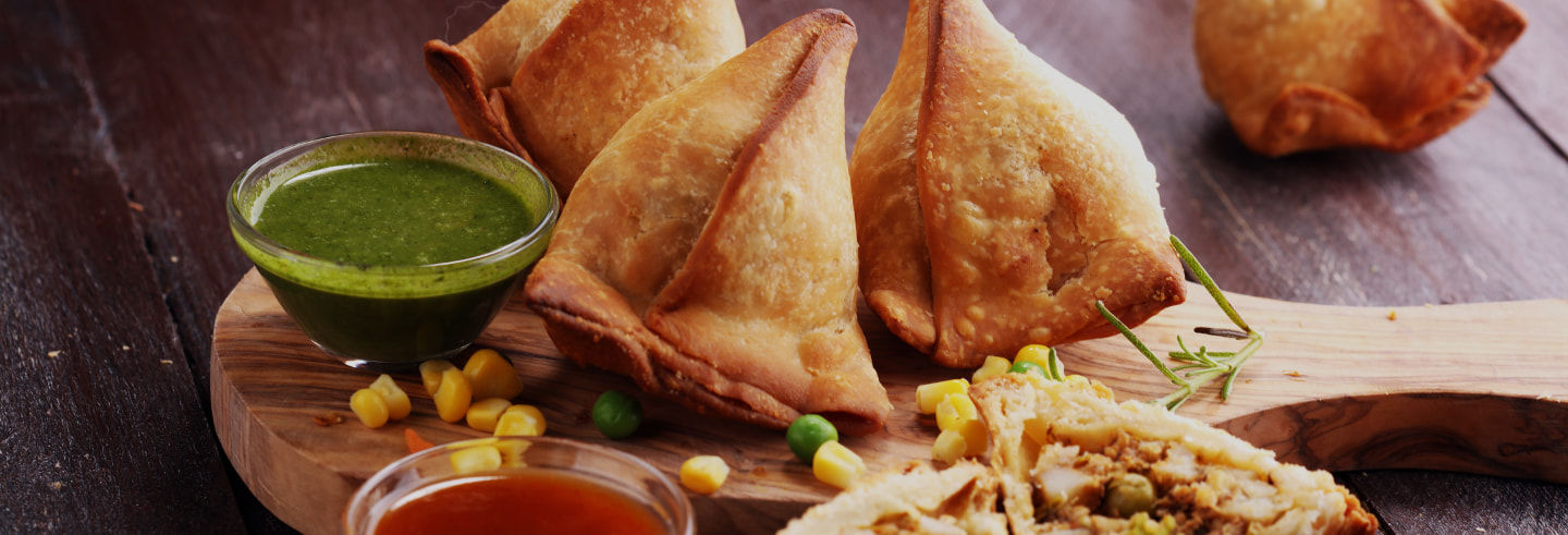 Tour gastronómico por Delhi