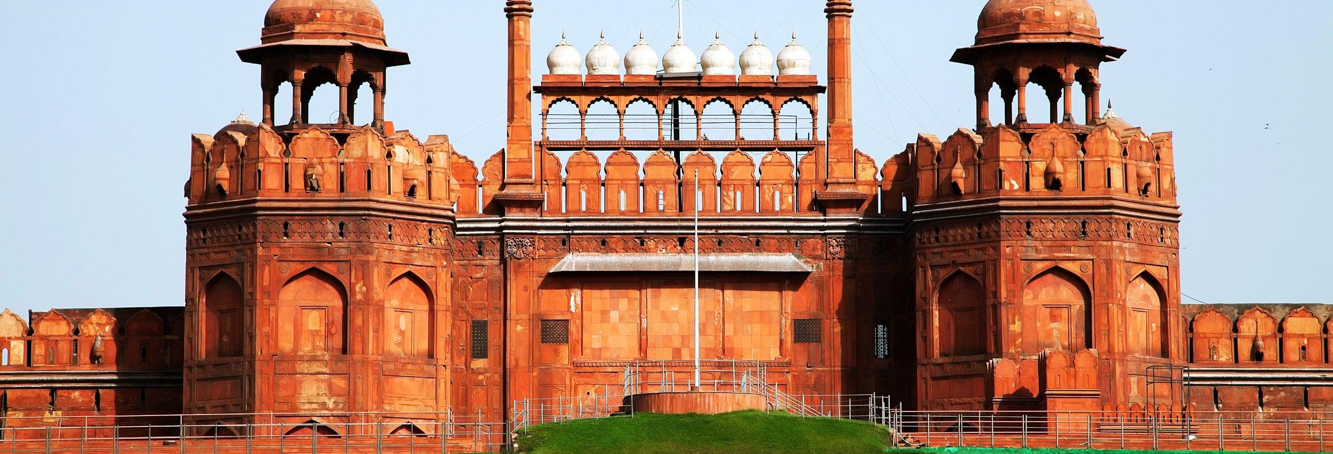 Guided Tour of Delhi