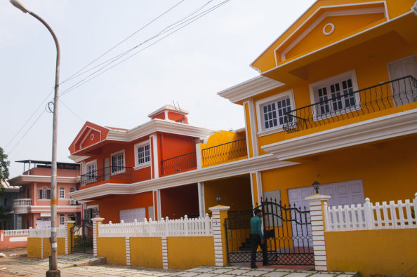 Old colonial district of Altinho Hill