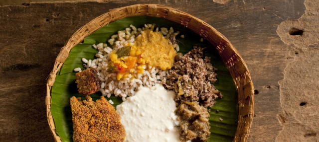 Tour gastronómico por Goa