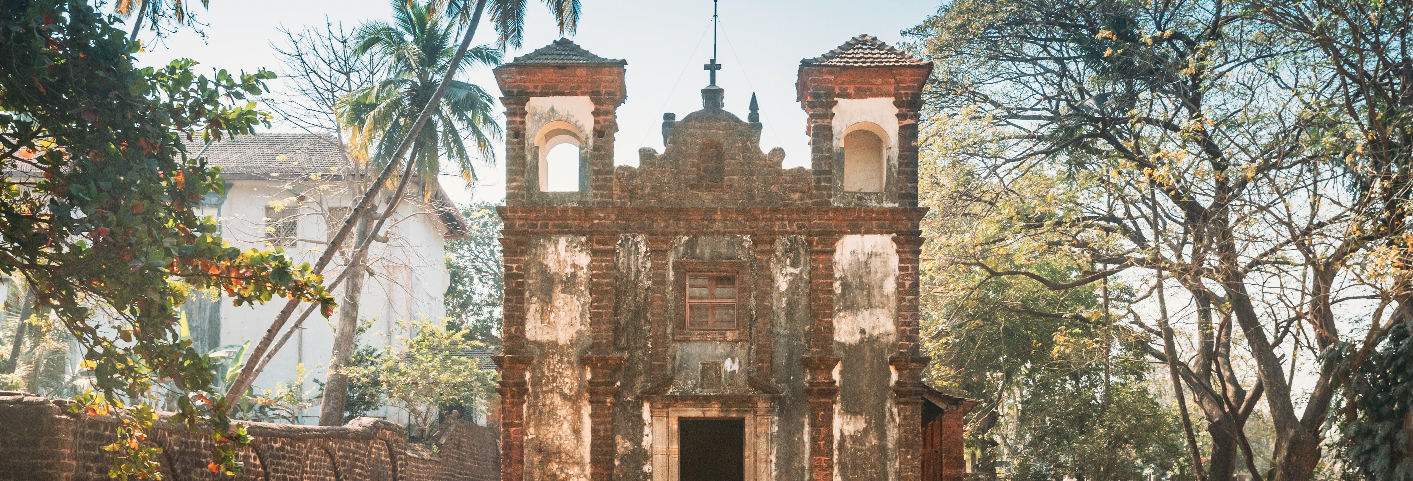 Tour por las iglesias de Goa