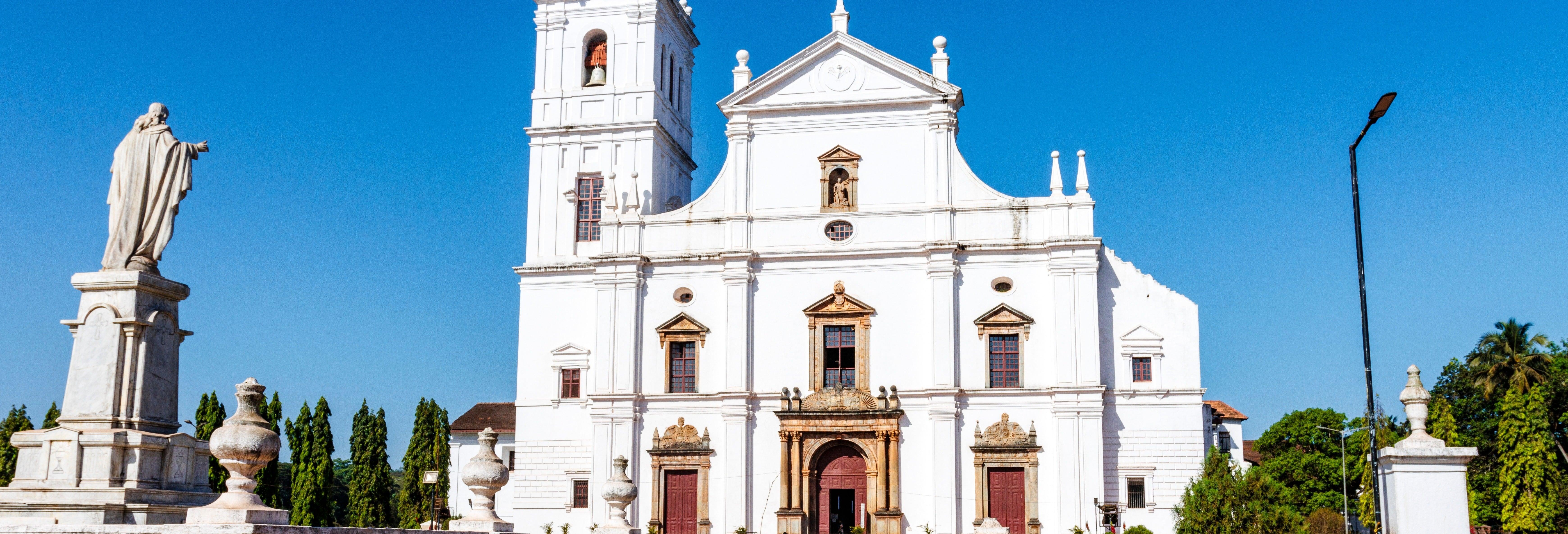 Visite guidée dans Goa en français