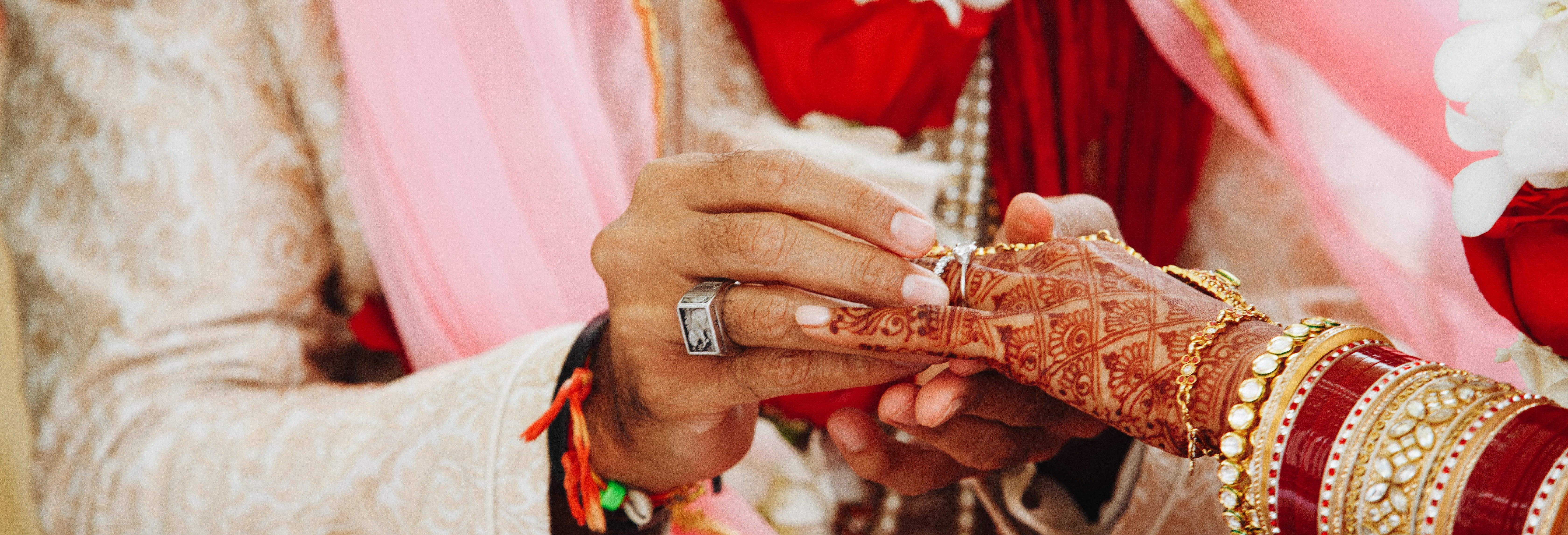 Boda hindú ¡Cásate con el rito tradicional!