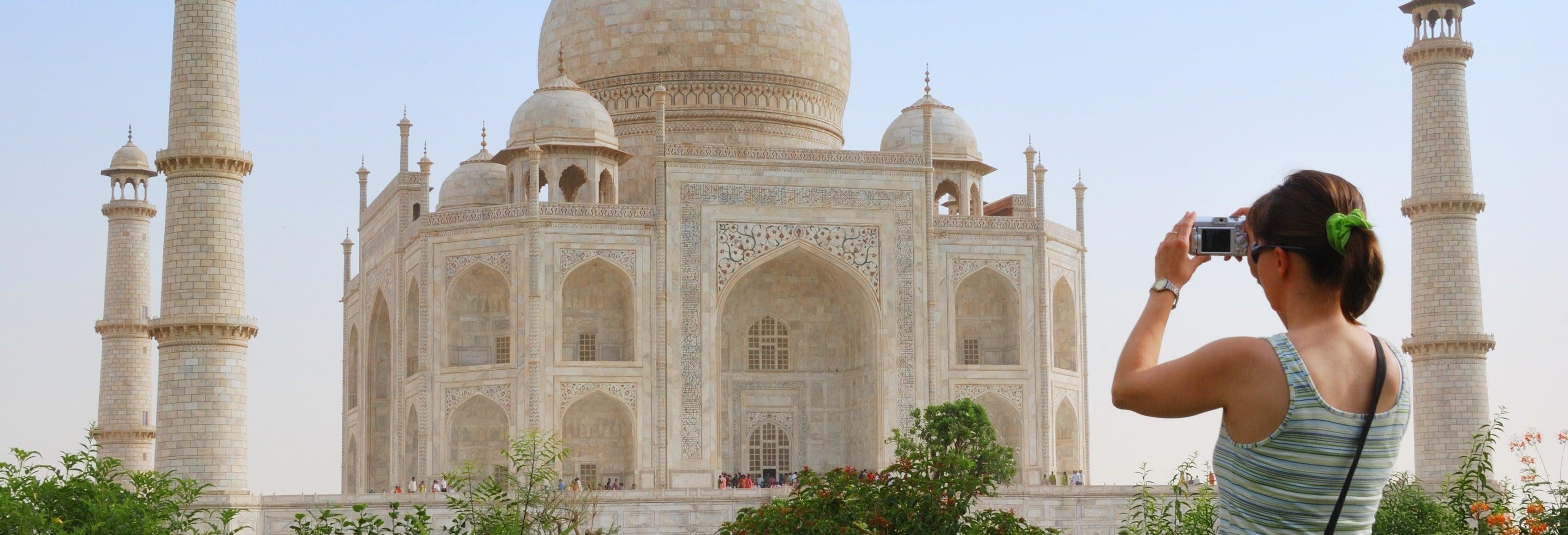 Excursión privada a Agra