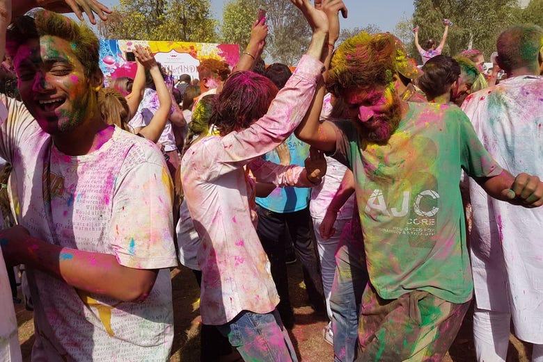 Fiesta Holi En Jaipur Reserva Online En Civitatis Com