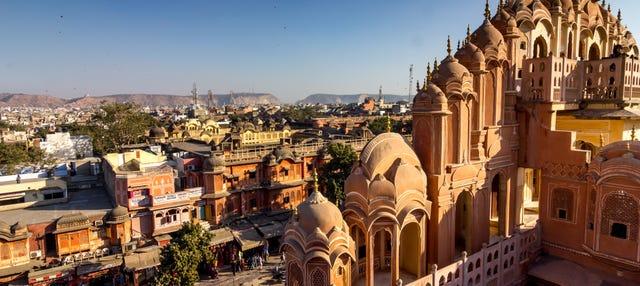 Tour privato di Jaipur e del Forte Amber