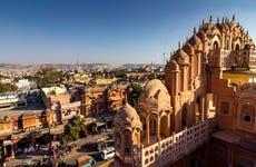 Visita guiada por Jaipur y el Fuerte Amber