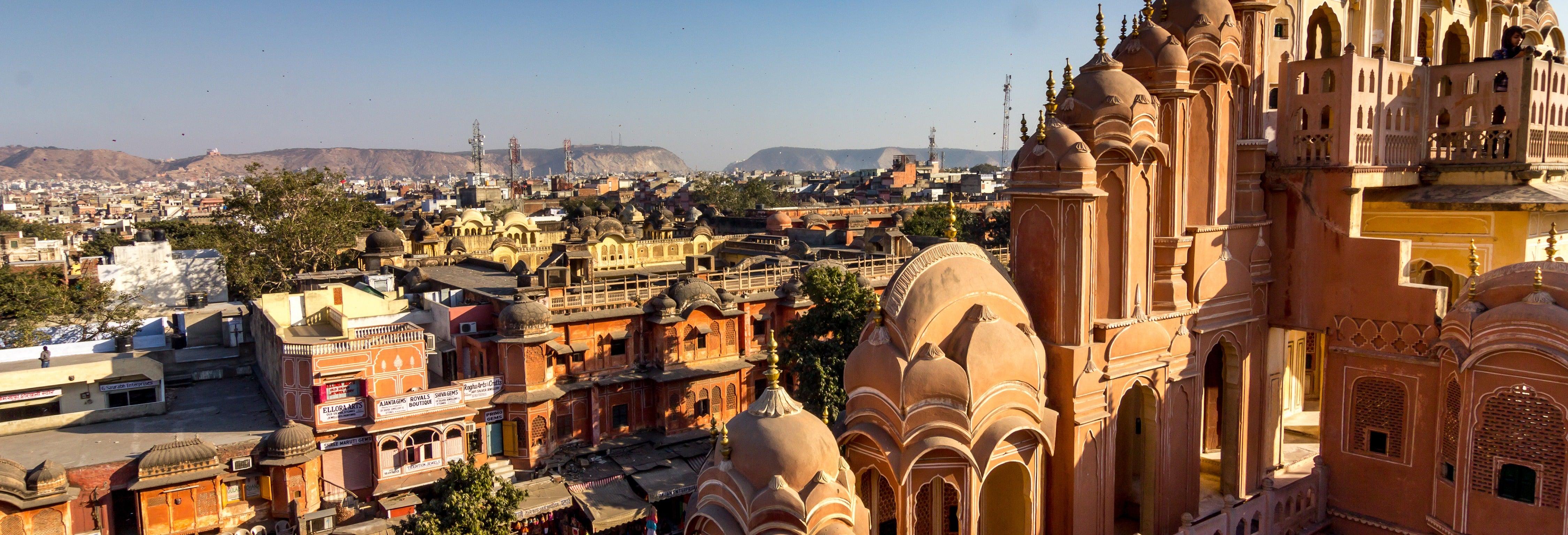 Tour privado por Jaipur y el Fuerte Amber