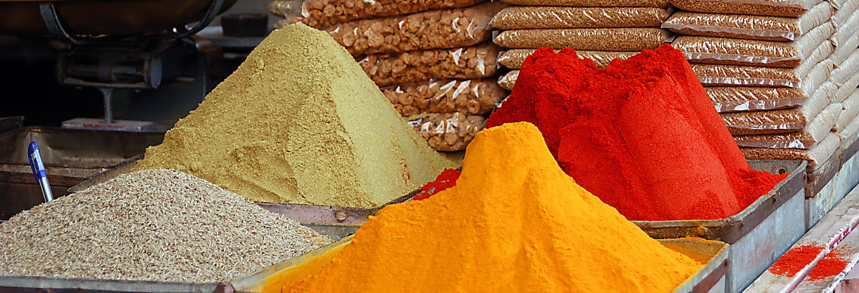 Tour gastronómico por Jaipur