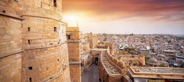 Free tour por Jaisalmer