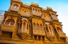 Tour privado por Jaisalmer ¡Tú eliges!
