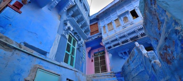 Tour por la Ciudad Azul