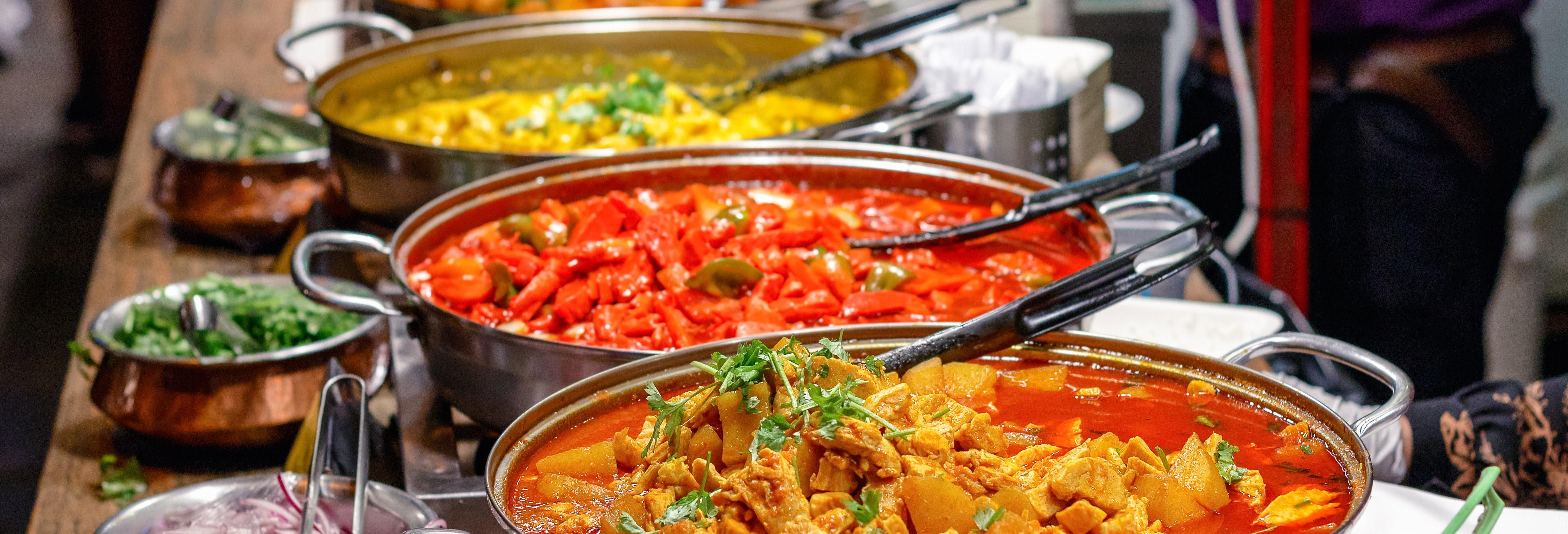 Tour gastronômico por Jodhpur
