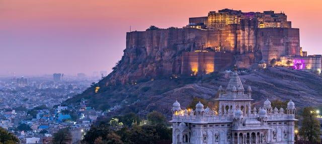 Tour nocturno por Jodhpur