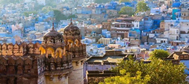 Tour privado por Jodhpur ¡Tú eliges!