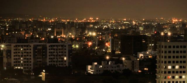 Tour nocturno por Pune