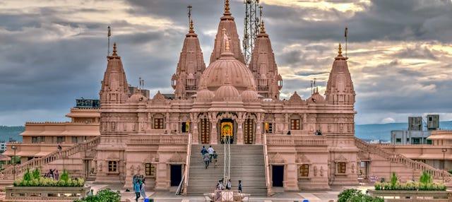Tour de los templos de Pune