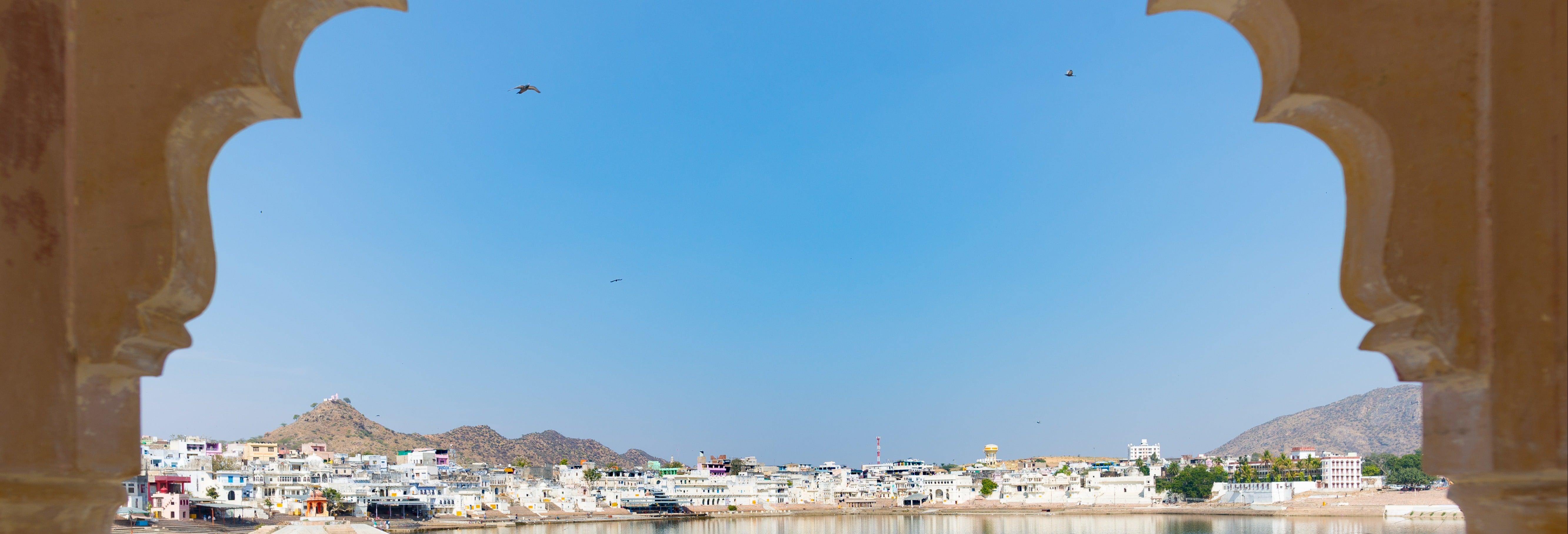 Tour por los ghats de Púshkar