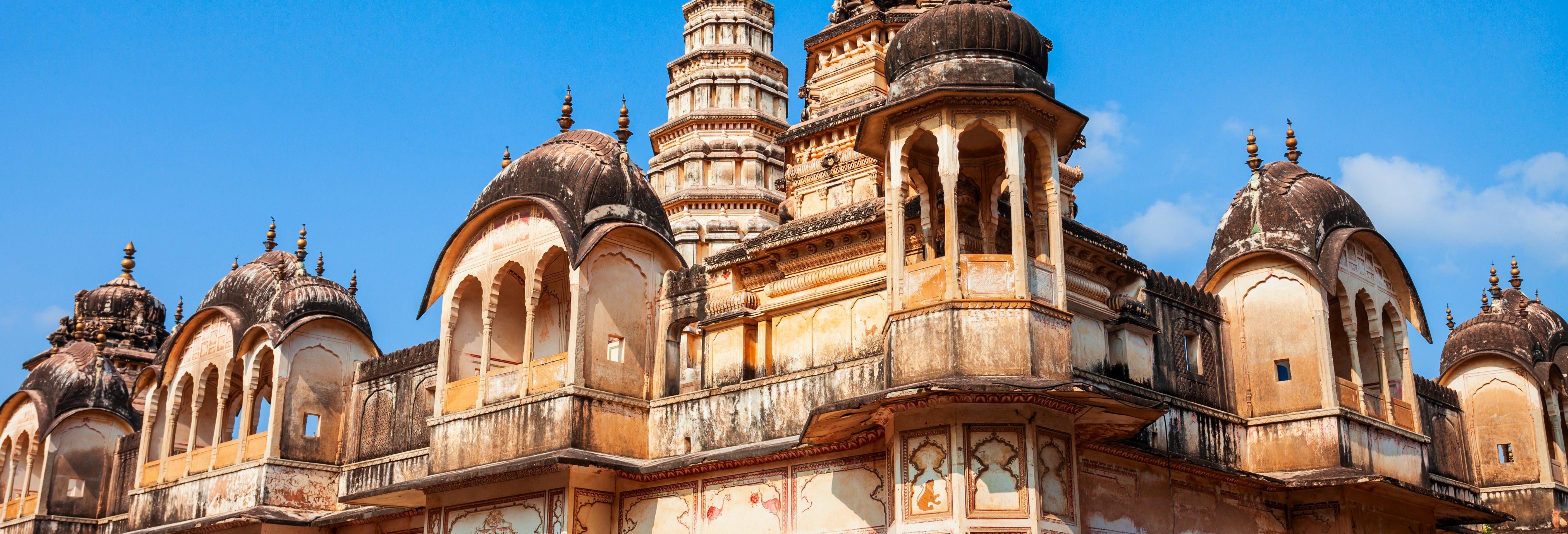 Tour pelos templos de Pushkar