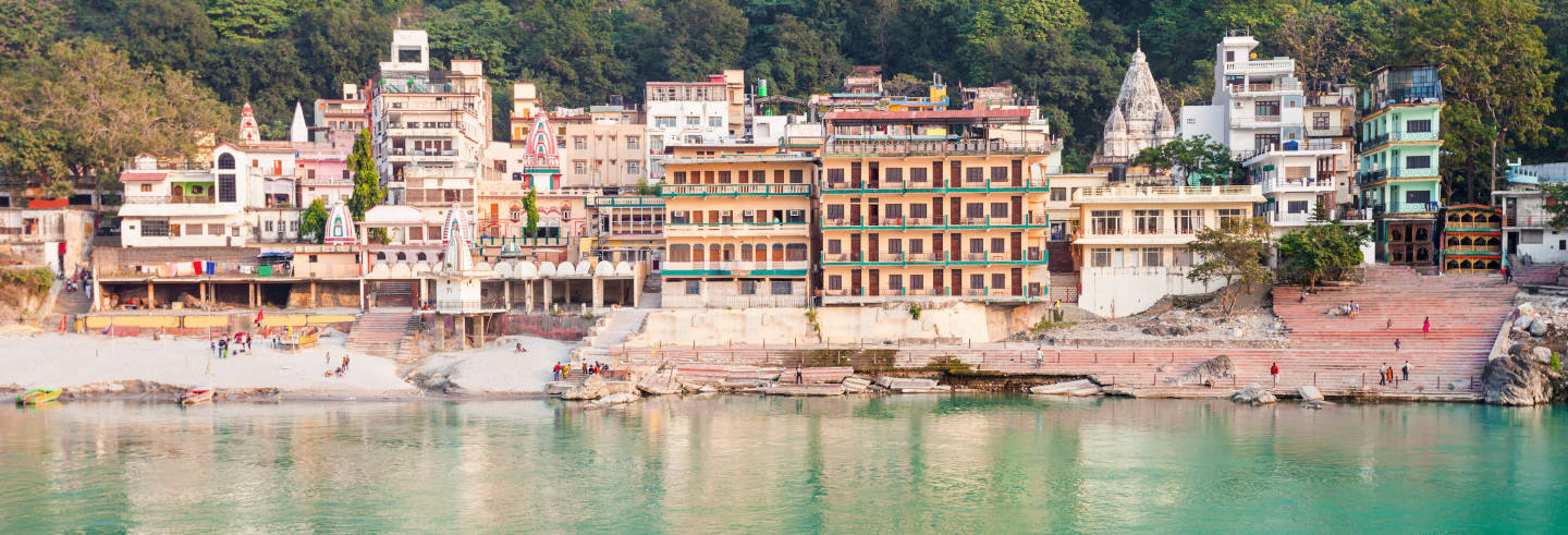 Free Walking Tour of Rishikesh
