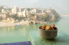 Tour gastronómico por Rishikesh