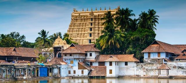Tour por los templos de Trivandrum