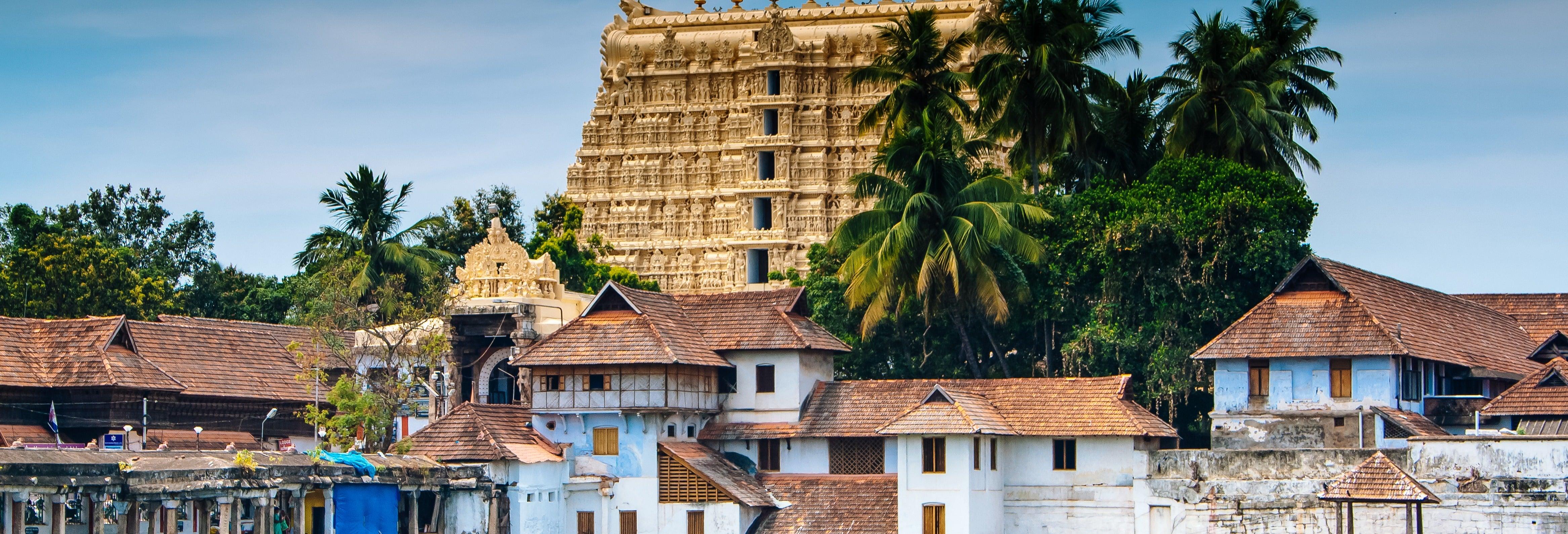Tour dei templi di Thiruvananthapuram
