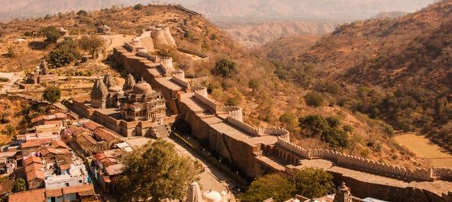 Excursión privada al fuerte Kumbhalgarh