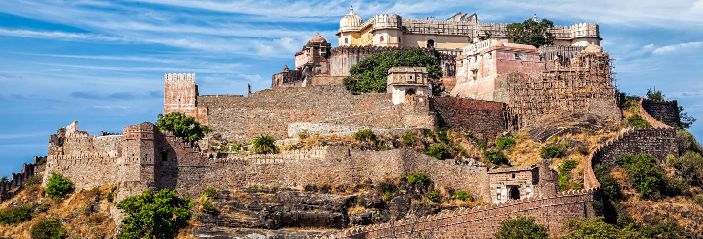 Full-Day Trip to Kumbhalgarh Fort