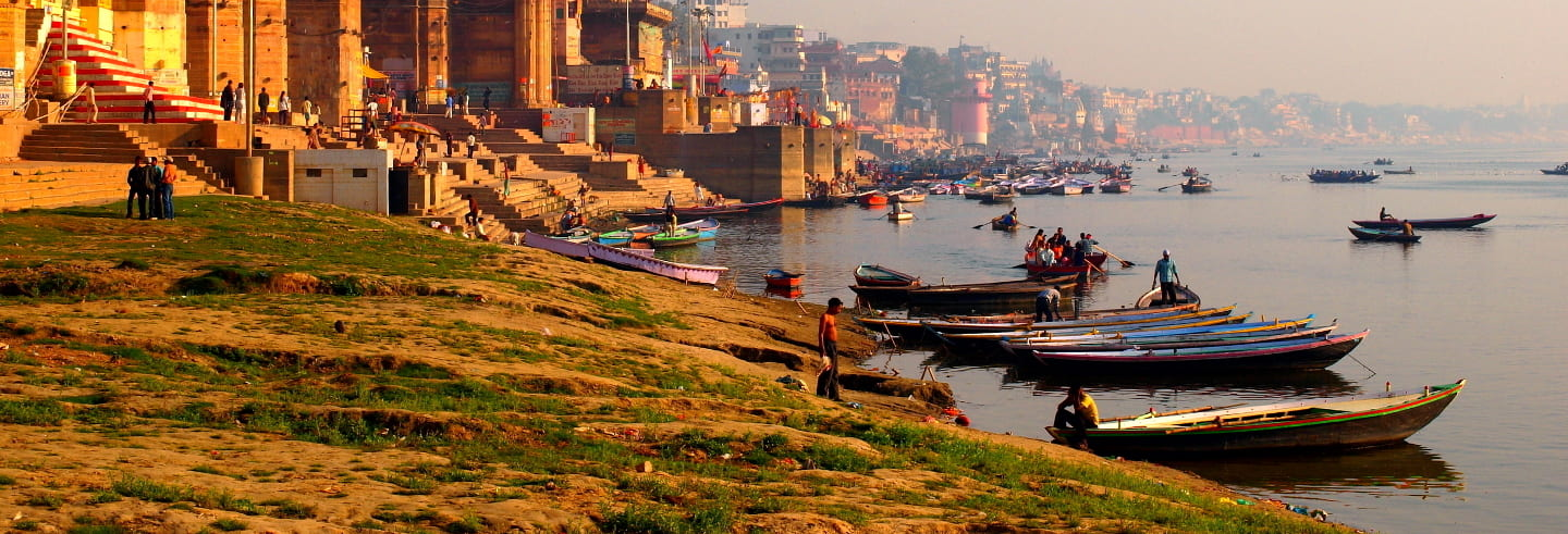 Free tour por Varanasi