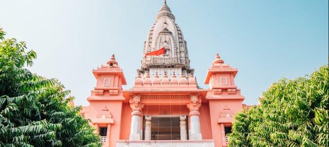 Tour por los templos de Varanasi