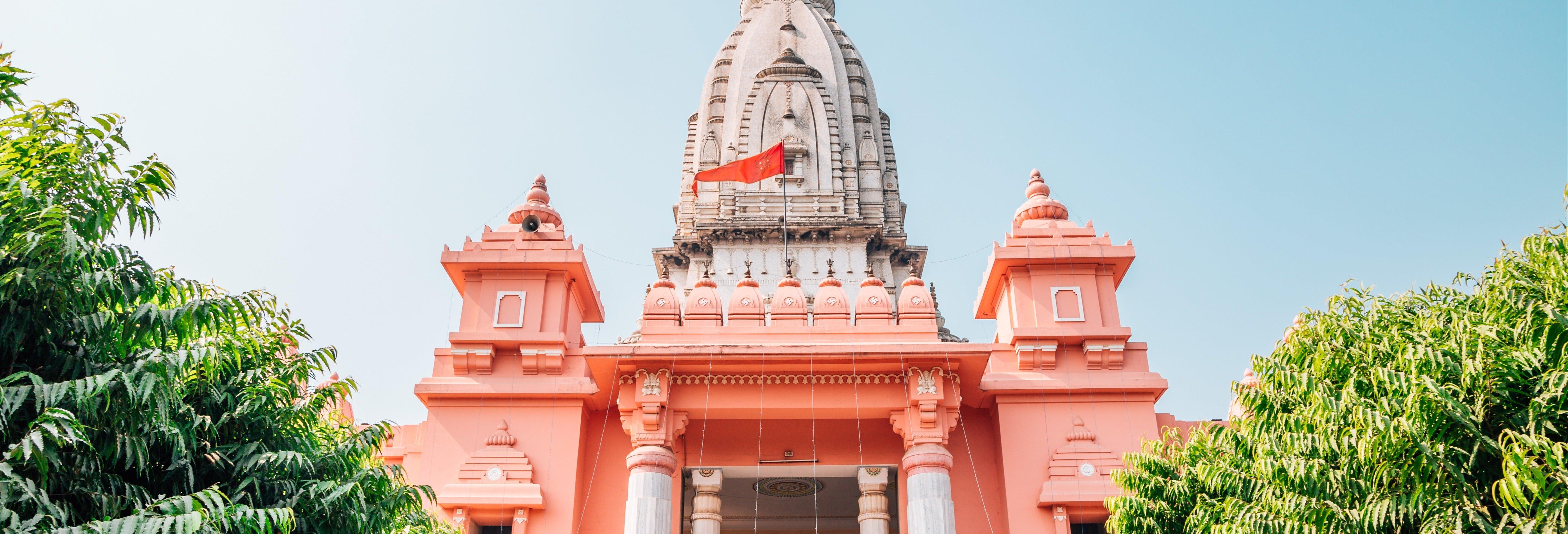 Tour privado por los templos de Varanasi