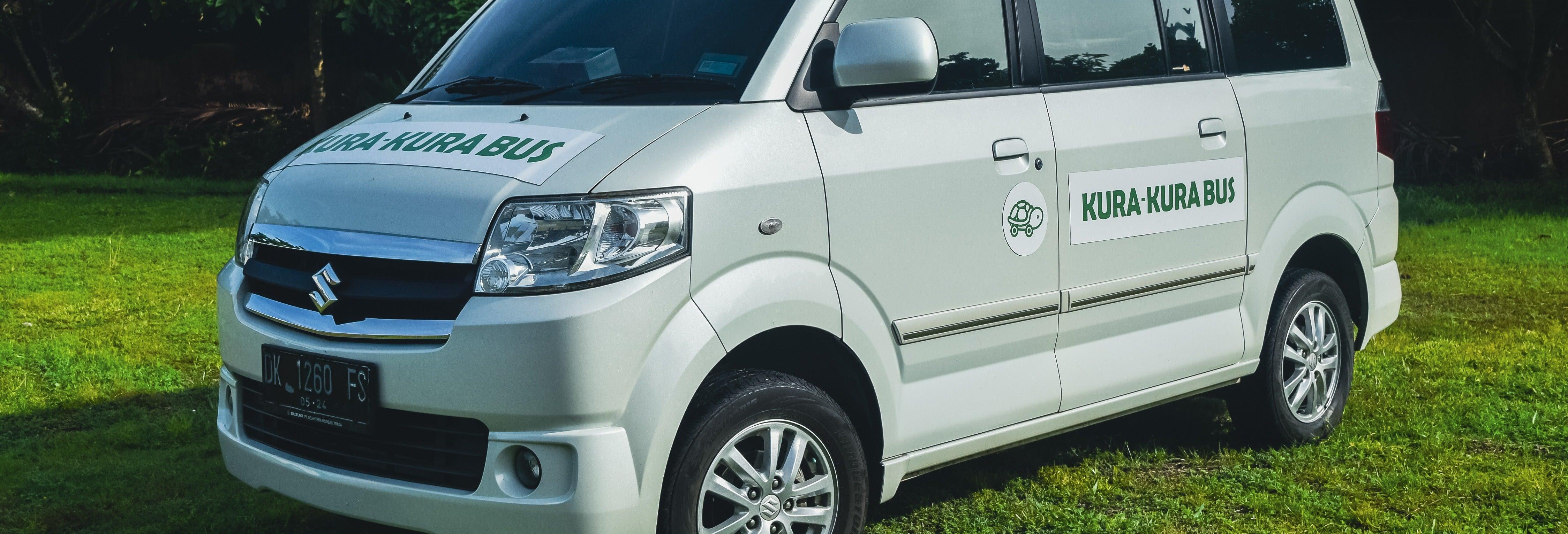 Autobús turístico de Bali