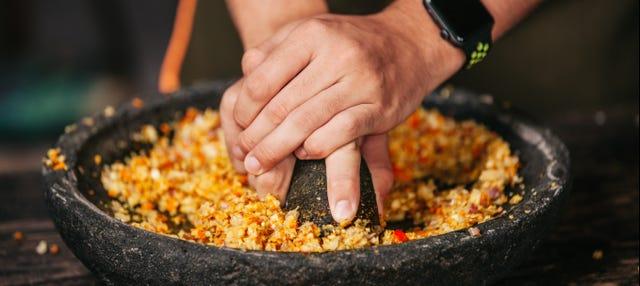 Clase de cocina balinesa