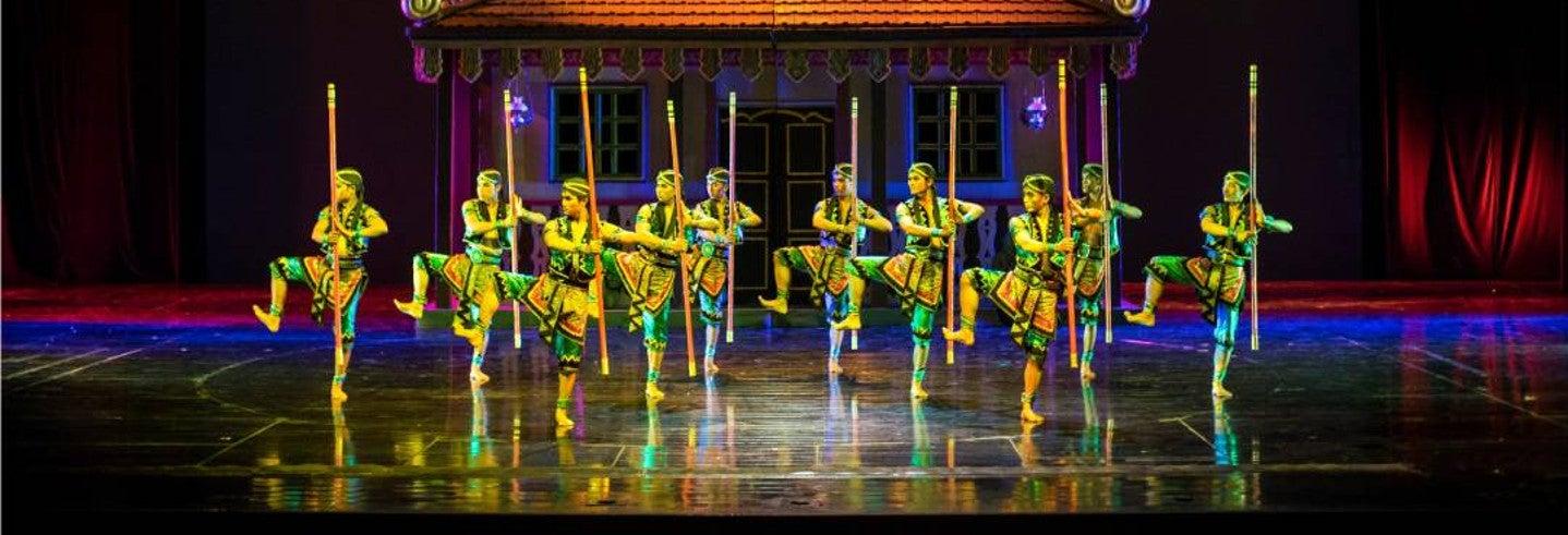 Devdan Show no Teatro Nusa Dua